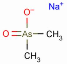 二甲基砷酸钠